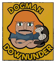 dogman downunder Logo